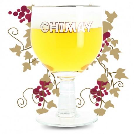 VERRE à Bière CHIMAY 1,5 L