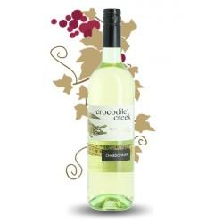 CROCODILE CREEK CHARDONNAY Vin Blanc d'Australie 2014 75 cl