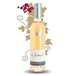 LE GALOUPET Côtes de Provence Rosé La Londe 2015 37,5 cl