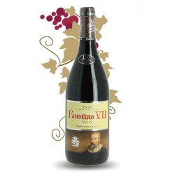 FAUSTINO VII RIOJA Vin Rouge d'Espagne 2012 75 cl