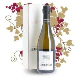 JACQUESSON Champagne Extra Brut VAUZELLE TERME Blanc 75 cl