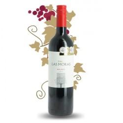 LAS MORAS MALBEC Vin rouge d'ARGENTINE 2014 75 cl