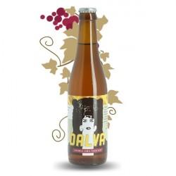 DALVA Bière Double IPA Brasserie Thiriez 33 cl