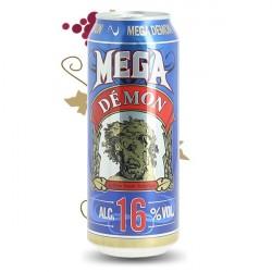 MEGA DEMON Bière Boite 50 cl 16°