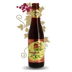 BRUGSE ZOT Bière Belge BRUNE de Bruges 33CL