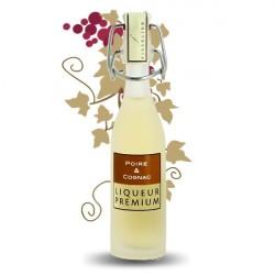 Liqueur Poire et Cognac Mignonette Fisselier