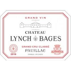 LYNCH BAGES 1982 Magnum 5ème Grand Cru Classé