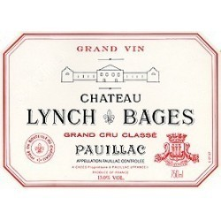 LYNCH BAGES PAUILLAC 2012 75 cl