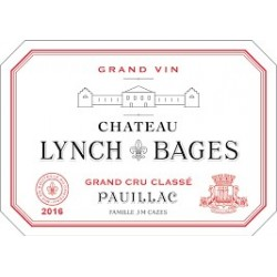 LYNCH BAGES 1999 5ème Grand Cru Classé