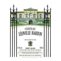 LEOVILLE BARTON 1992  Saint-Julien 2ème Grand Cru Classé