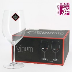 Set 2 Verres à Vin Riedel Vinum