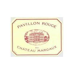 PAVILLON Rouge du Château MARGAUX 1995