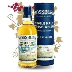 MOSSBURN N°3 BLAIR ATHOL 10 ans Highlands Single Malt Scotch Whisky
