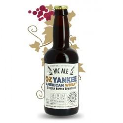 Bière Blanche OZ YANKEE Brasserie VIC