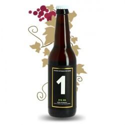 Bière RYE IPA Brassserie THE ONE