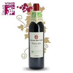 Syrah Naturalys 2014 Gérard Bertrand vin bio 75 cl