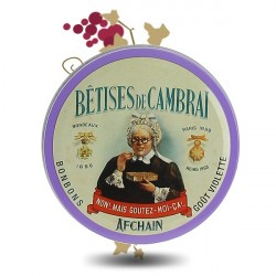 BTE METAL BETISES CAMBRAI VIOLETTE 75G