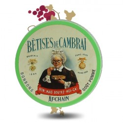 BTE METAL BETISES CAMBRAI POMME 75G