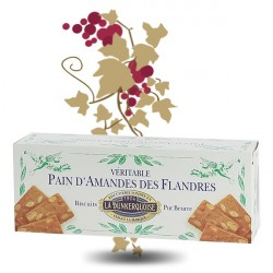 Biscuits Pain d'amandes 110g