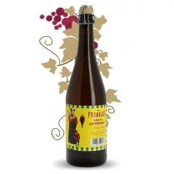La Fromulus Blonde 75cl Bière de Steenvoorde