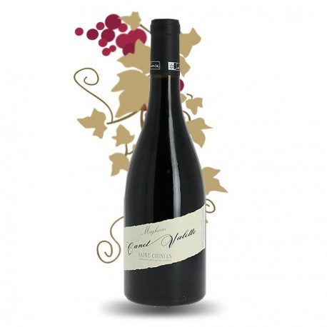 Domaine Canet Valette Maghani  Saint Chinian Vin BIO