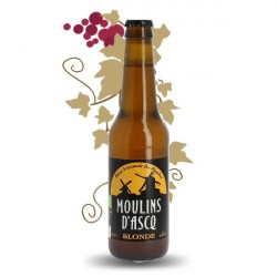 MOULINS D'ASCQ BLONDE 33CL