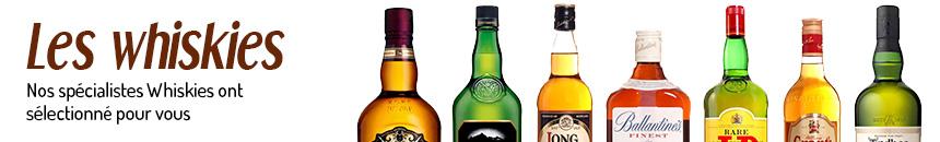 Nos spécialistes Whiskies ont sélectionné pour vous