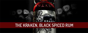 Rhum Kraken Spiced Rhum
